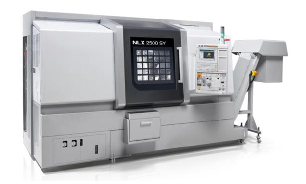 DMG Mori Seiki CNC Bubut NLX 2500/700